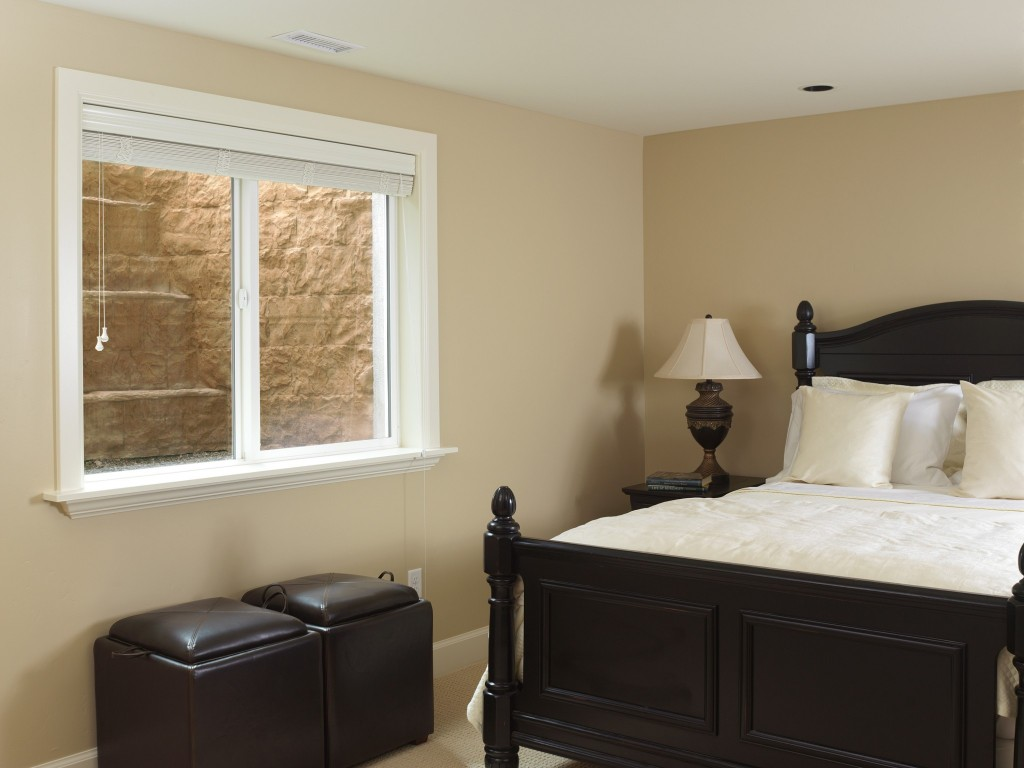 Image gallery rockwell window wells for Bedroom egress window