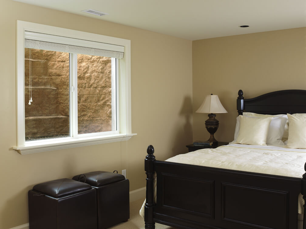 Customize Your Basement For Living Rockwell Window Wells