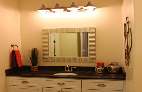 Example of Bathroom Lights