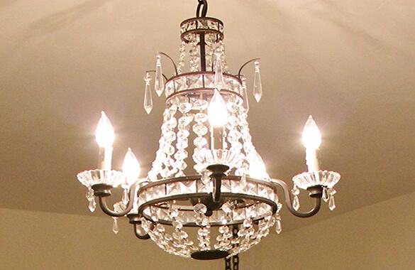 Chandelier Example of Light