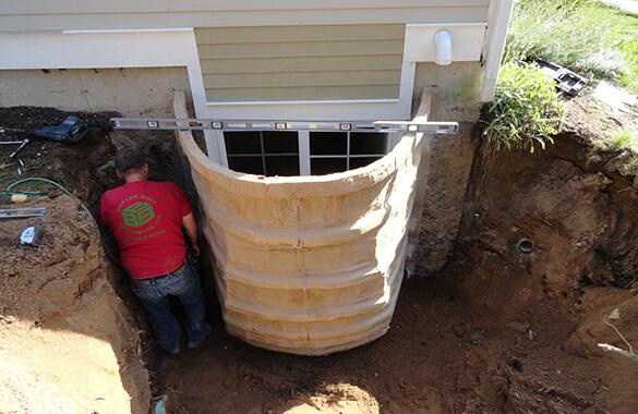 Better Built Basements Rockwell Window Wells