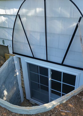 RockWell Window Well Cover