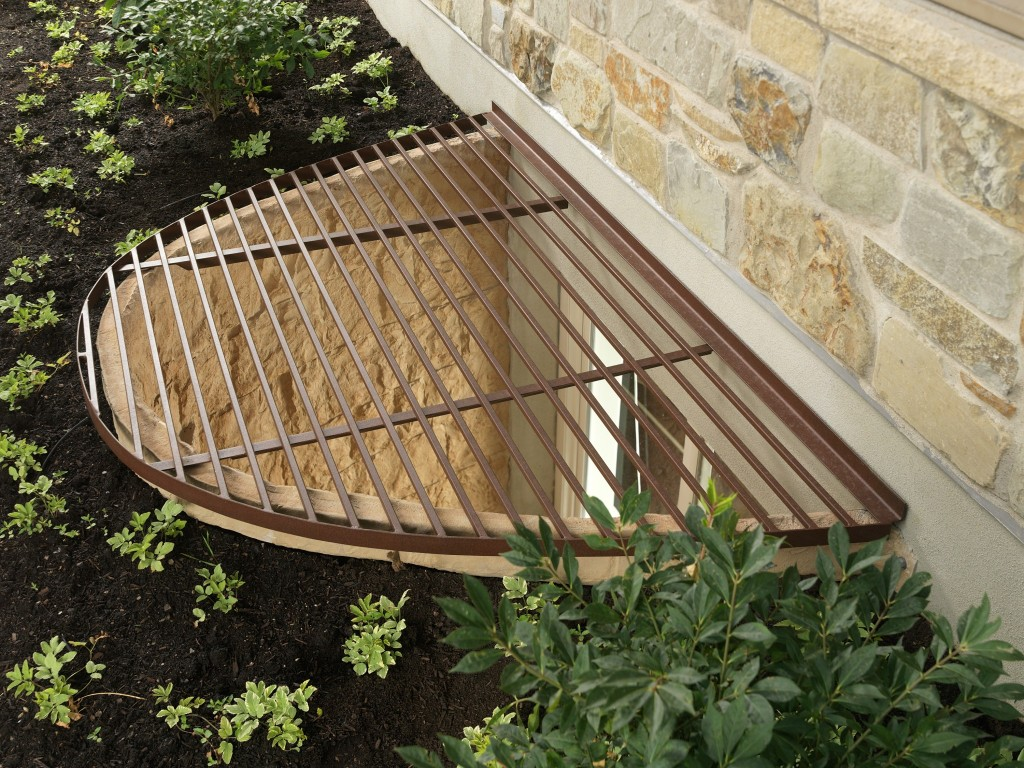 Basement Egress Window Well Covers Safety Rockwell